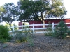 Woods frontage barn